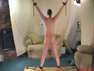 whipped women screaming in agony
