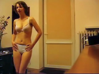 Amateur Dancing Homemade Lingerie Sister Stripper