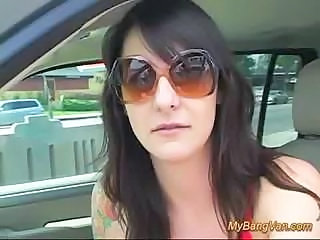 Babe Car Teen