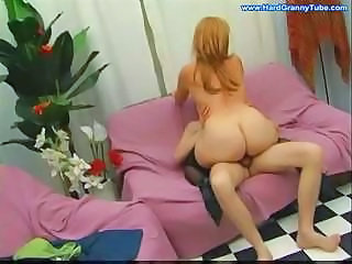 Ass European Mature Riding Stockings