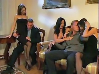 Anal Groupsex Man Orgy Stockings Teen