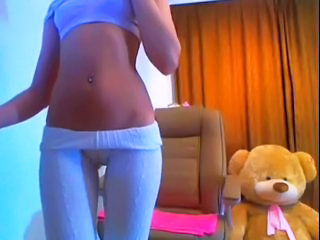 Impresionante Adolescente Webcam