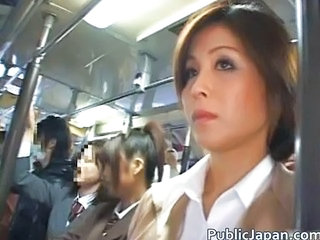 Asian Japanese MILF Public
