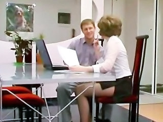 Mature Teacher Fucking With One Guy