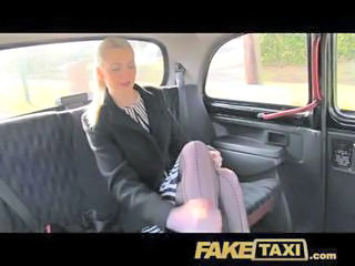 Car MILF Stockings