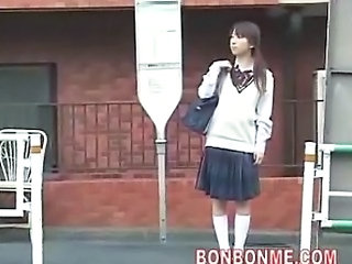 Asian Japanese Outdoor School Student Teen Uniform