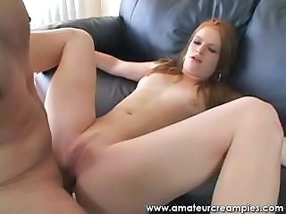 Creampie European Shaved
