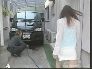 Asian Car Skirt