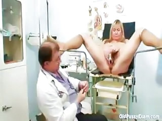 Big Tits Doctor Insertion