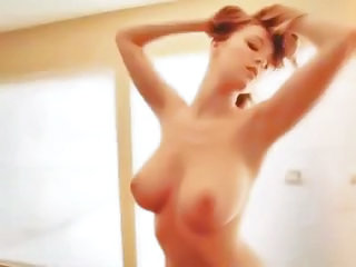 Softcore Customary With Her Big Fake Tits Teasing You