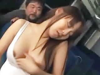 Schoolgirls Get Fucked In The Bus 2