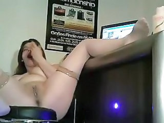 Masturbating Toy Webcam