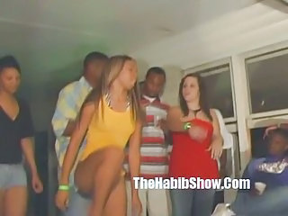 Amateur Interracial Party Teen