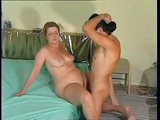 Granny gets the fuck of her l...