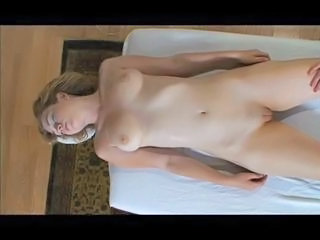 Massage Shaved Teen
