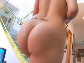 Ass Cumshot Pornstar Tattoo