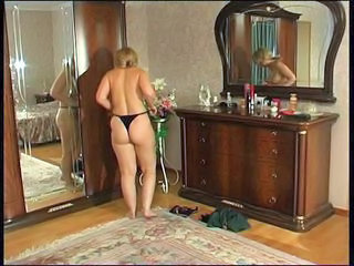 Amateur Ass Chubby Mature Panty Russian