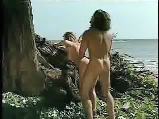 Classic Porn-Star Anal on the...
