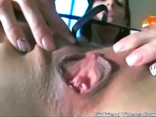 Close up Pussy Shaved