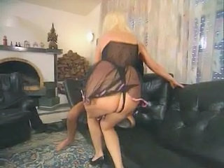 Ass German Lingerie Mature
