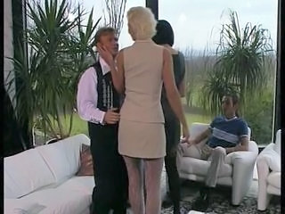 European German Groupsex MILF Swingers