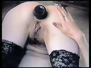 Anal Insertion Stockings