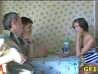 Cuckold Girlfriend Russian Student