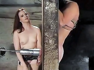 Bdsm Handjob Machine