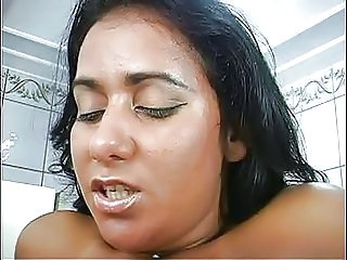Anal Bathroom Latina