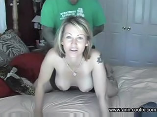 Amateur Homemade MILF Tattoo