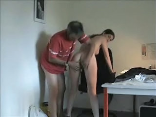 Amateur Daddy Homemade Old and Young Teen