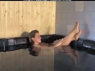 Legs MILF Mom Pool