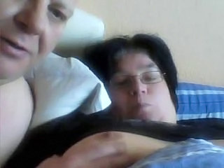 BBW Chubby Glasses Older Webcam Wife