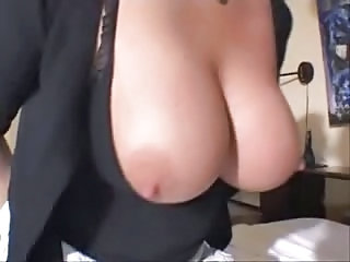 Big Tits Bus Natural Nipples