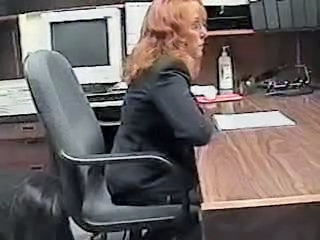 Amateur MILF Office Secretary