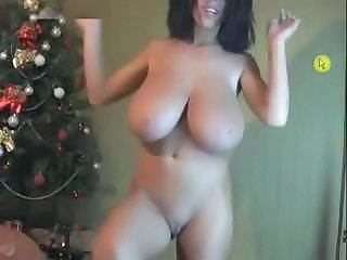 Amazing Big Tits MILF Natural Shaved Webcam