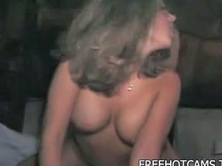 Amateur Drunk Party Teen