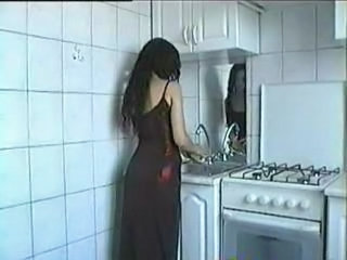 Amateur Kitchen Teen
