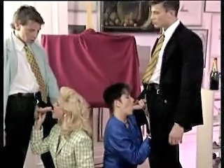 Blowjob Clothed Groupsex MILF Swingers Vintage