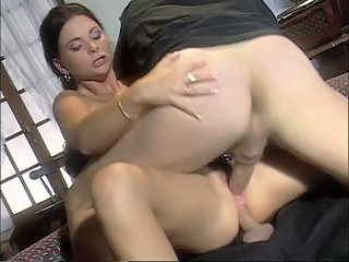 Anal Double Penetration Hardcore MILF Threesome Vintage