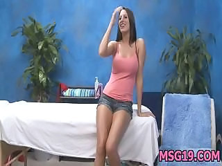 Amazing Big Tits Massage Teen