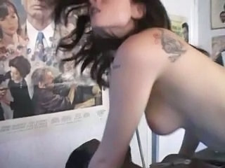 Cuckold Cute European French Girlfriend Hardcore Tattoo