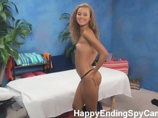 Amazing Cute Massage Teen