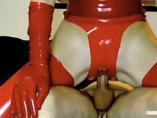 Cumshot Latex