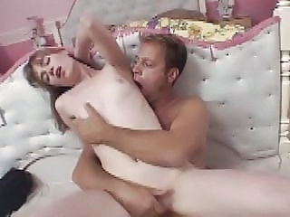 Riding Skinny Small Tits Teen