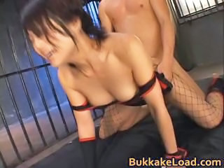 Azumi Harusaki Hot Asian chick gets part6