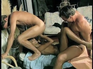 Hardcore Indian Interracial MILF Pornstar Threesome Vintage