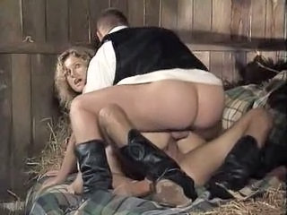 Be far charge milf DPed hard far a shed