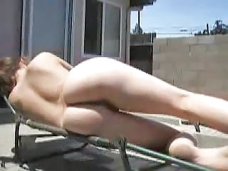 Ass Outdoor Teen