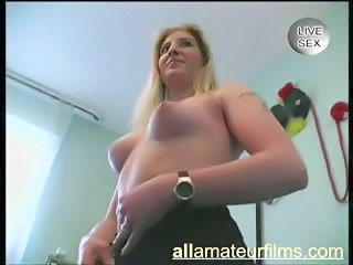 Amateur European Stripper Teen